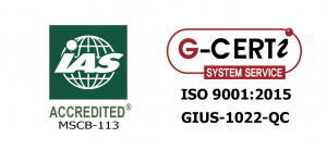 MSA is ISO 9001:2015 certified.